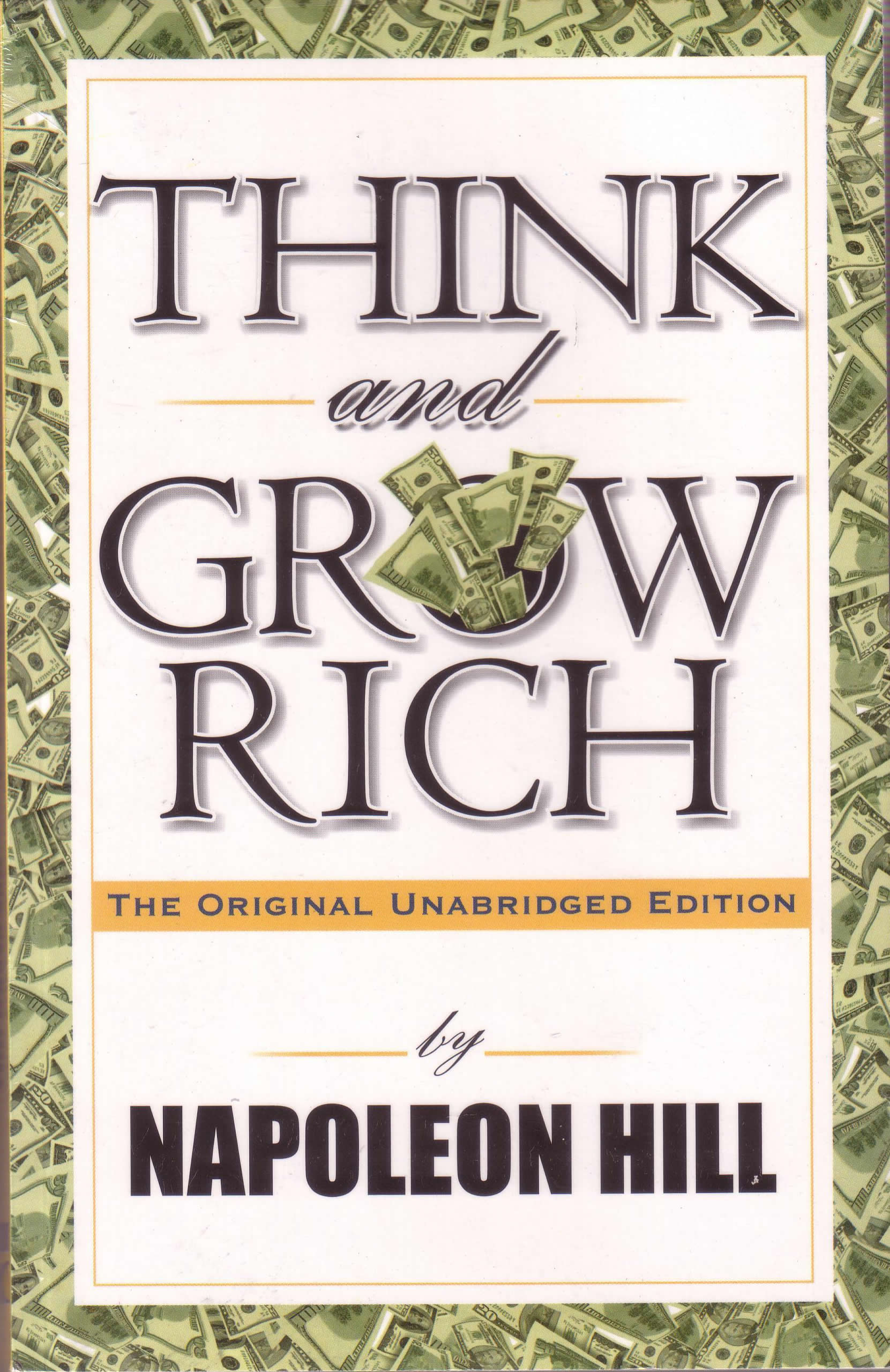 Think and Grow Rich (Unabridged Edition 12 CD Set) (Audio CD) by Napoleon Hill