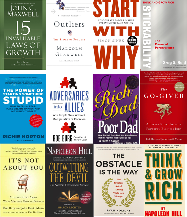 2014 Book of the Month Reading List